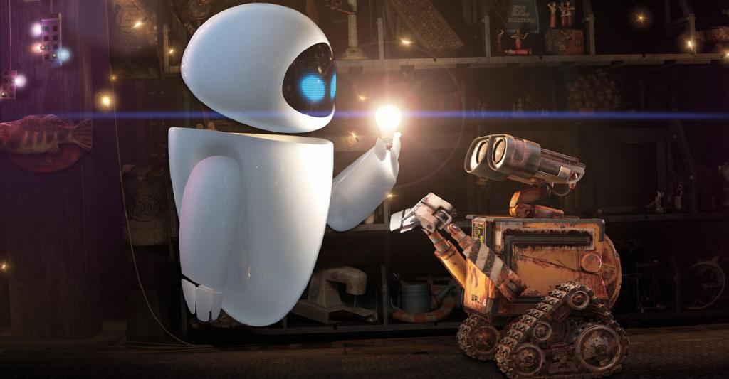 Kuva elokuvasta Wall-E (2008)